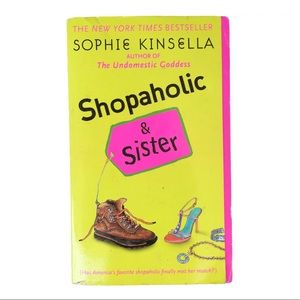 💕3/$20 Shopaholic and Sister by Sophie Kinsella